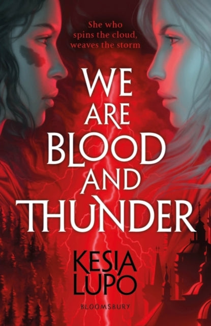 We Are Blood And Thunder-9781408898055