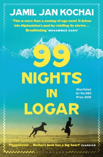 99 Nights in Logar-9781408898444