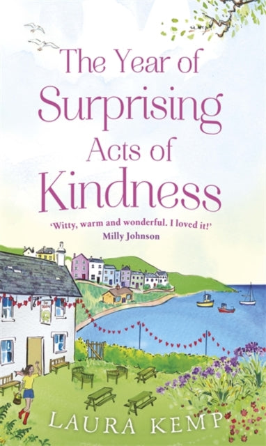 The Year of Surprising Acts of Kindness-9781409174837