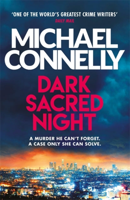 Dark Sacred Night : The Brand New Ballard and Bosch Thriller-9781409182740