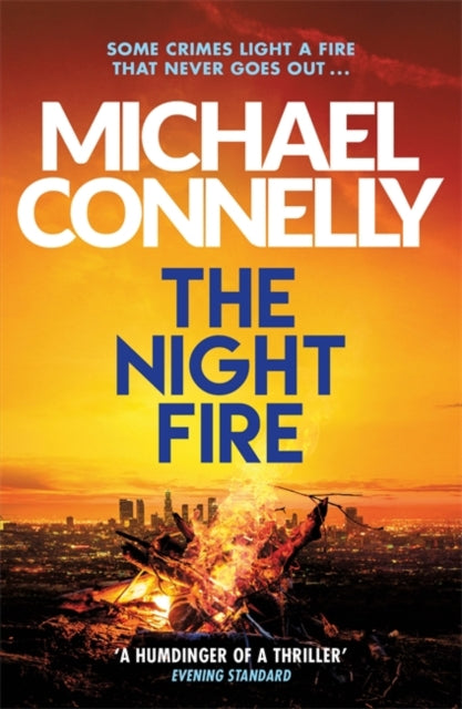 The Night Fire : The Brand New Ballard and Bosch Thriller-9781409186069