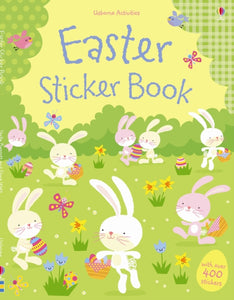 Easter Sticker Book-9781409509943