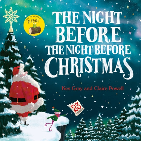 The Night Before the Night Before Christmas-9781444939231