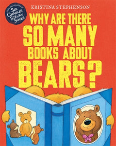 Why Are there So Many Books About Bears?-9781444945997