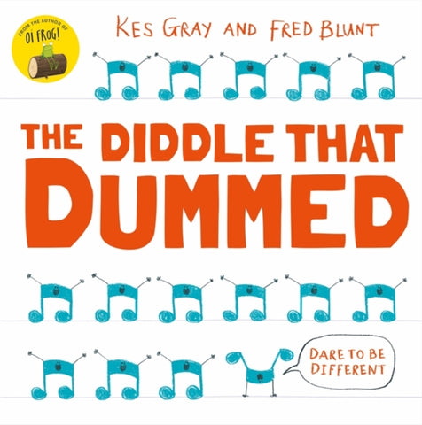 The Diddle That Dummed-9781444953671