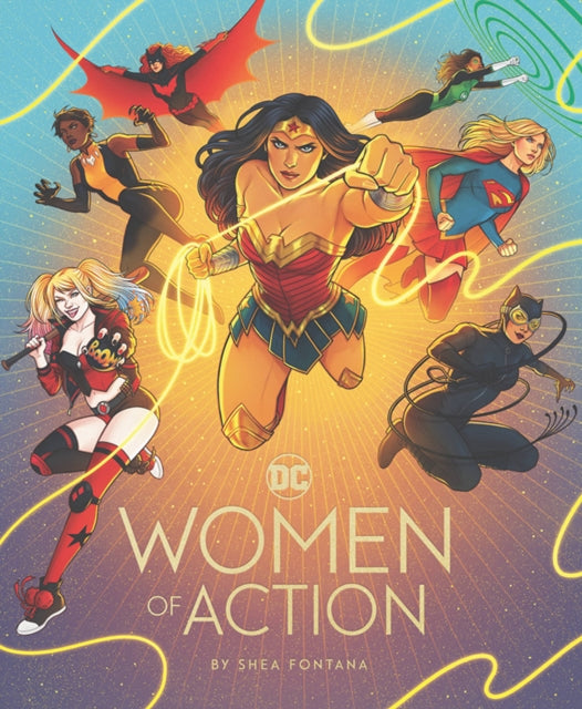DC: Women of Action-9781452173948