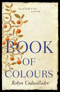 Book of Colours-9781460756751