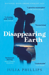 Disappearing Earth-9781471169526