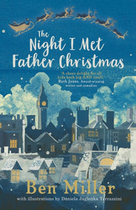 The Night I Met Father Christmas-9781471171536