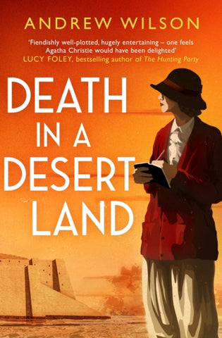 Death in a Desert Land-9781471173509