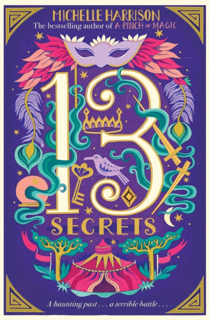 The Thirteen Secrets-9781471183256