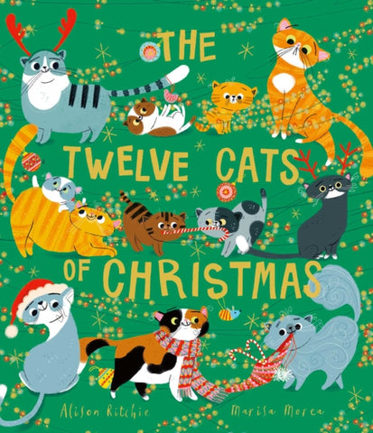 The Twelve Cats of Christmas-9781471191183