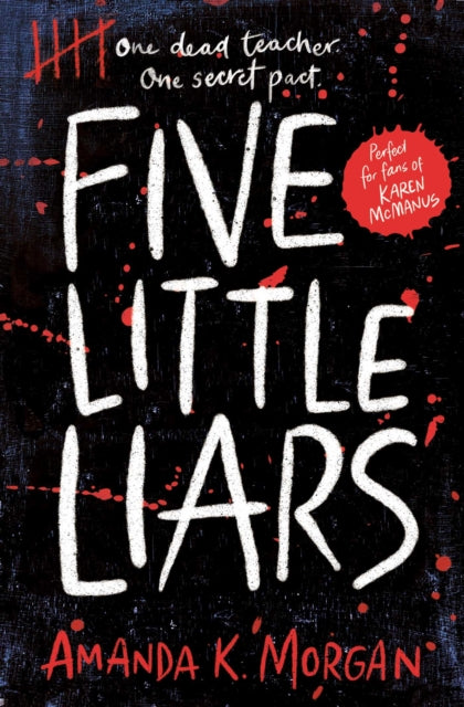 Five Little Liars-9781471196386
