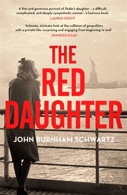 The Red Daughter-9781472155108