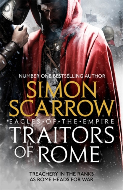 Traitors of Rome (Eagles of the Empire 18)-9781472258403