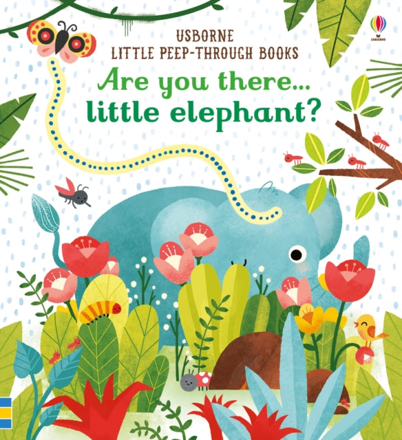 Are You There Little Elephant?-9781474936781