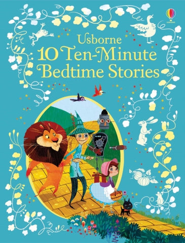 10 Ten-Minute Bedtime Stories-9781474938044