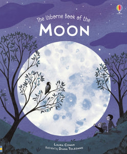 The Usborne Book of the Moon-9781474950848