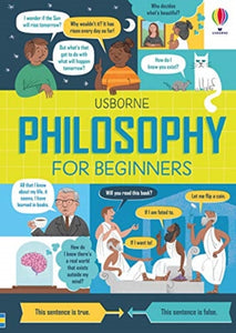 Philosophy for Beginners-9781474950886