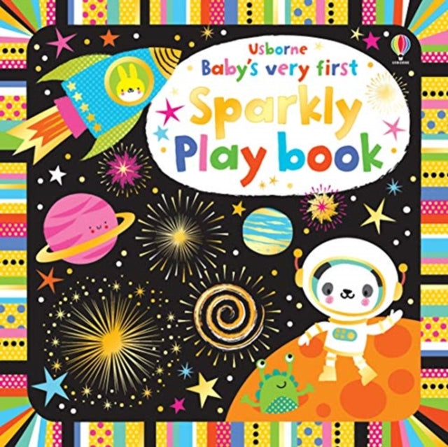 Baby's Very First Sparkly Playbook-9781474967846