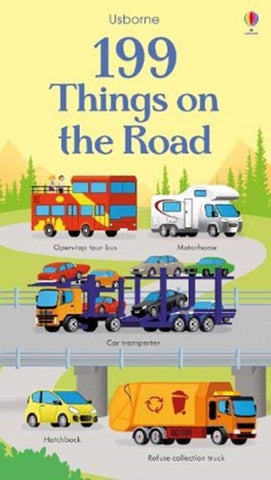 199 Things on the Road-9781474968119