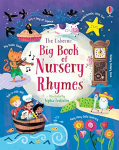 Big Book of Nursery Rhymes-9781474968324