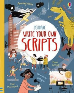 Write Your Own Scripts-9781474969109