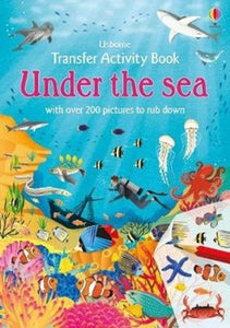 Under the Sea Transfer Activity Book-9781474969147