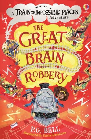 The Great Brain Robbery-9781474972215