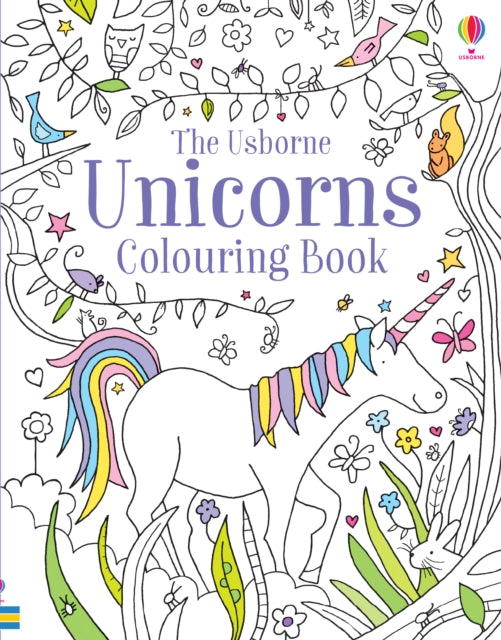 Unicorns Colouring Book-9781474974530