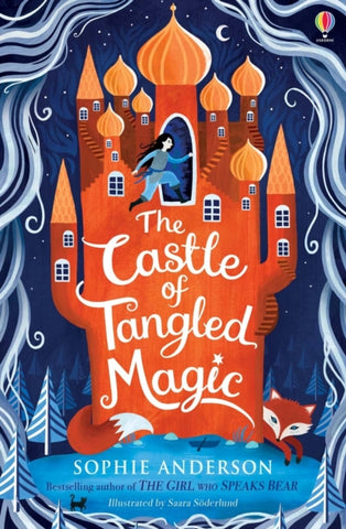 The Castle of Tangled Magic-9781474978491