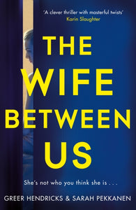 The Wife Between Us-9781509842834