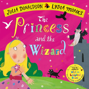 The Princess and the Wizard-9781509862719