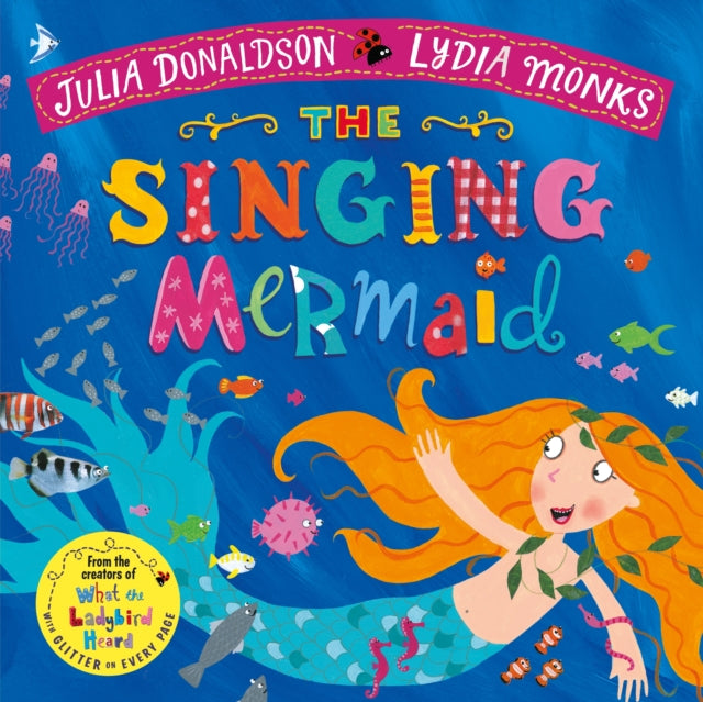 The Singing Mermaid-9781509862733