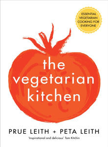 The Vegetarian Kitchen : Essential Vegetarian Cooking for Everyone-9781509891504