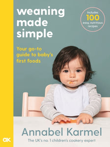 WEANING MADE SIMPLE-9781509892648