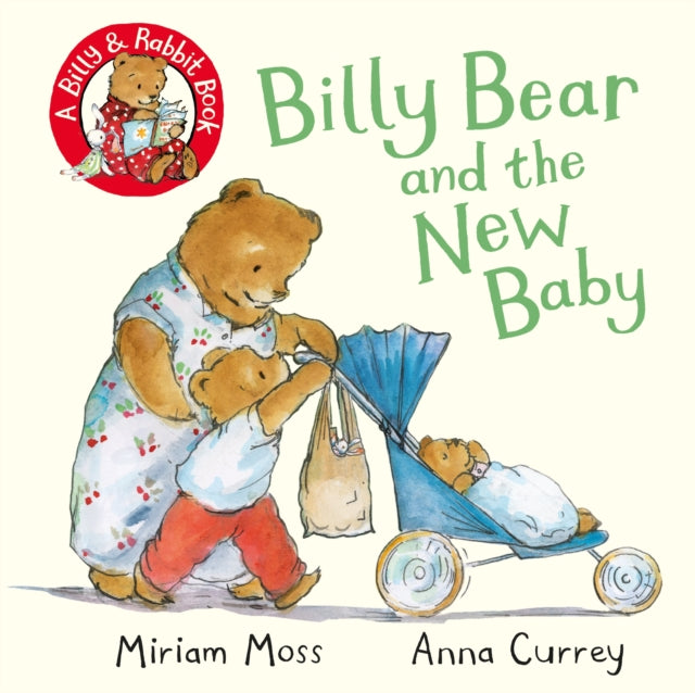 Billy Bear and the New Baby-9781509893713