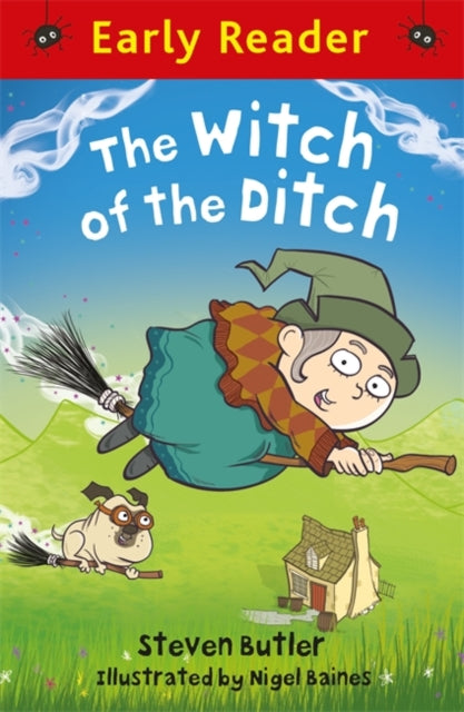 Early Reader: The Witch of the Ditch-9781510101937