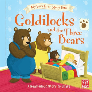 Goldilocks and the Three Bears : Fairy Tale with Picture Glossary and an Activity-9781526380234