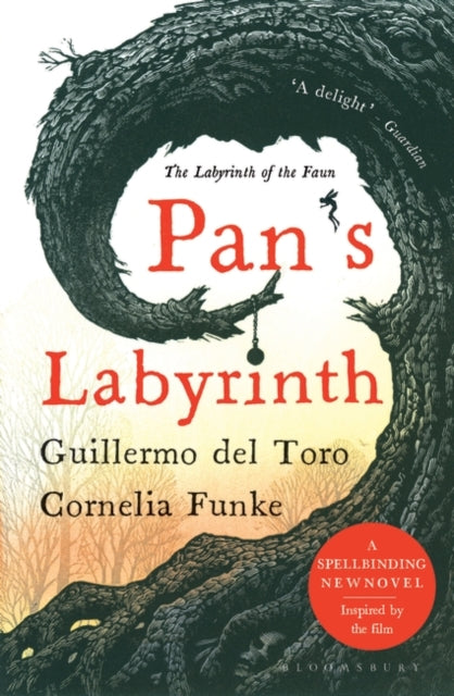 Pan's Labyrinth : The Labyrinth of the Faun-9781526609588