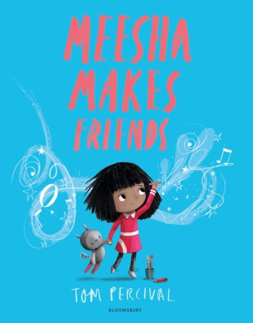 Meesha Makes Friends : A Big Bright Feelings Book-9781526612953