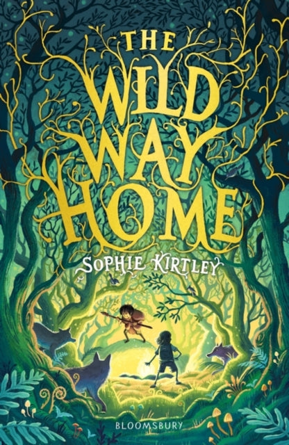 The Wild Way Home-9781526616289