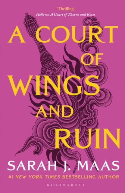 A Court of Wings and Ruin-9781526617170