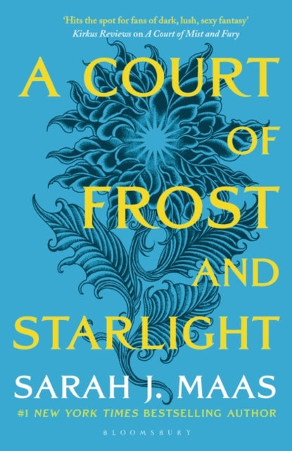A Court of Frost and Starlight-9781526617187