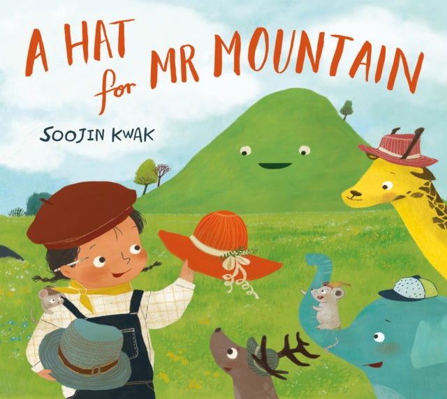 A Hat for Mr Mountain-9781529012873