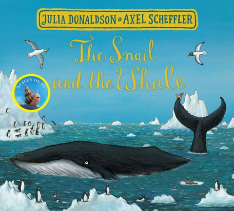 The Snail and the Whale Festive Edition-9781529017212