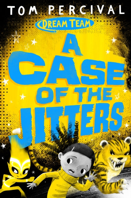A Case of the Jitters-9781529029178