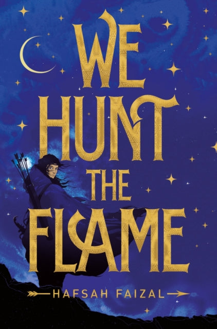 We Hunt the Flame-9781529034097