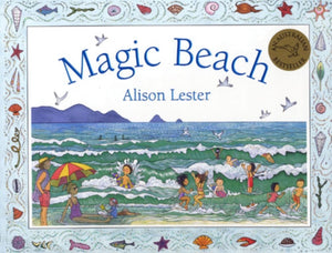 Magic Beach-9781741144888