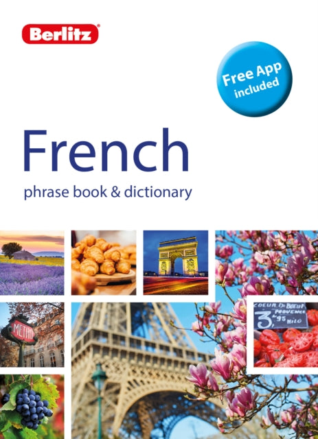 Berlitz Phrase Book & Dictionary French-9781780044859